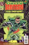 Cover for Green Lantern (DC, 1990 series) #50 [DC Universe Box]