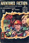 Cover for Aventures Fiction (Arédit-Artima, 1966 series) #11