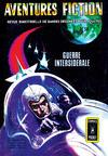 Cover for Aventures Fiction (Arédit-Artima, 1966 series) #23
