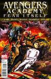 Cover for Avengers Academy (Marvel, 2010 series) #15