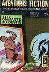 Cover for Aventures Fiction (Arédit-Artima, 1966 series) #24