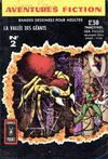 Cover for Aventures Fiction (Arédit-Artima, 1966 series) #2