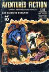 Cover for Aventures Fiction (Arédit-Artima, 1966 series) #10