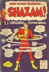Cover for Shazam ! (Arédit-Artima, 1974 series) #5