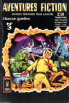 Cover for Aventures Fiction (Arédit-Artima, 1966 series) #3