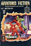 Cover for Aventures Fiction (Arédit-Artima, 1966 series) #12