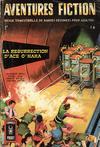 Cover for Aventures Fiction (Arédit-Artima, 1966 series) #16