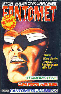 Cover Thumbnail for Fantomet (Semic, 1976 series) #24/1983