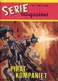 Cover Thumbnail for Seriemagasinet (Serieforlaget / Se-Bladene / Stabenfeldt, 1951 series) #11/1976