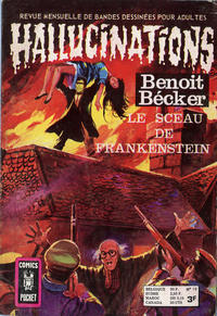 Cover Thumbnail for Hallucinations (Arédit-Artima, 1969 series) #19