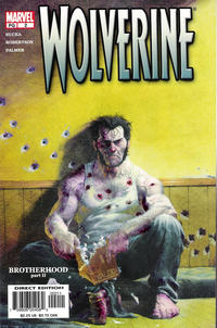 Cover Thumbnail for Wolverine (Marvel, 2003 series) #2 [Direct Edition]