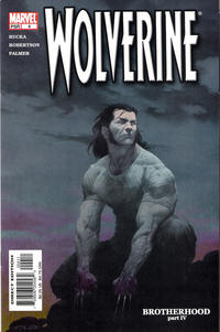 Cover Thumbnail for Wolverine (Marvel, 2003 series) #4 [Direct Edition]
