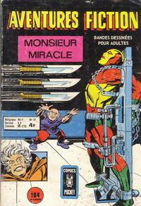 Cover Thumbnail for Aventures Fiction (Arédit-Artima, 1966 series) #47