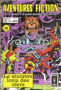 Cover Thumbnail for Aventures Fiction (Arédit-Artima, 1966 series) #37