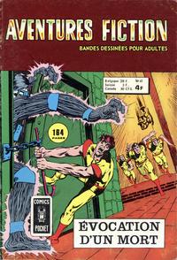 Cover Thumbnail for Aventures Fiction (Arédit-Artima, 1966 series) #41