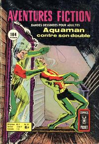 Cover Thumbnail for Aventures Fiction (Arédit-Artima, 1966 series) #53