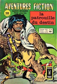 Cover Thumbnail for Aventures Fiction (Arédit-Artima, 1966 series) #43