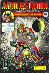 Cover Thumbnail for Aventures Fiction (Arédit-Artima, 1966 series) #45