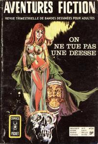 Cover Thumbnail for Aventures Fiction (Arédit-Artima, 1966 series) #28