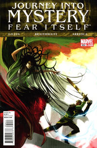 Cover Thumbnail for Journey into Mystery (Marvel, 2011 series) #624