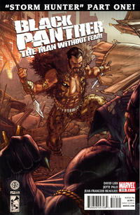 Cover Thumbnail for Black Panther: The Man Without Fear (Marvel, 2011 series) #519