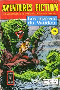 Cover Thumbnail for Aventures Fiction (Arédit-Artima, 1966 series) #39