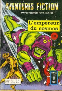 Cover Thumbnail for Aventures Fiction (Arédit-Artima, 1966 series) #44