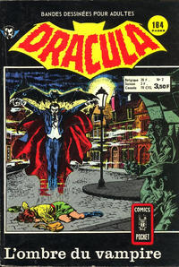 Cover Thumbnail for Dracula (Arédit-Artima, 1974 series) #2