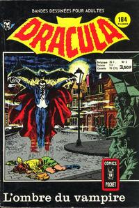Cover Thumbnail for Dracula (Arédit-Artima, 1974 series) #2