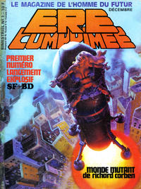 Cover Thumbnail for Ere Comprimée (Campus Editions, 1979 series) #1