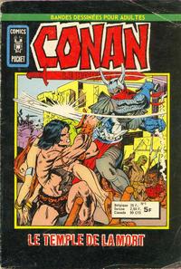 Cover Thumbnail for Conan (Arédit-Artima, 1977 series) #1