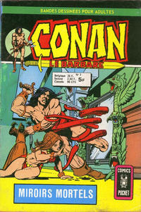 Cover Thumbnail for Conan (Arédit-Artima, 1977 series) #3