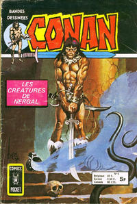 Cover Thumbnail for Conan (Arédit-Artima, 1977 series) #5