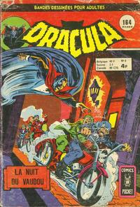 Cover Thumbnail for Dracula (Arédit-Artima, 1974 series) #8