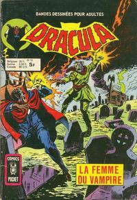 Cover Thumbnail for Dracula (Arédit-Artima, 1974 series) #15
