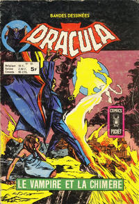 Cover Thumbnail for Dracula (Arédit-Artima, 1974 series) #18