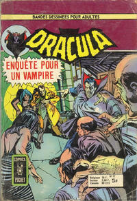 Cover Thumbnail for Dracula (Arédit-Artima, 1974 series) #17