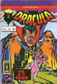 Cover Thumbnail for Dracula (Arédit-Artima, 1974 series) #22