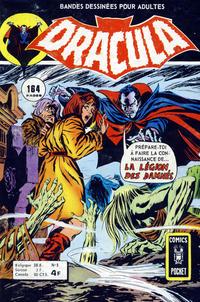 Cover Thumbnail for Dracula (Arédit-Artima, 1974 series) #5