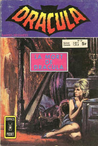 Cover Thumbnail for Dracula (Arédit-Artima, 1974 series) #23