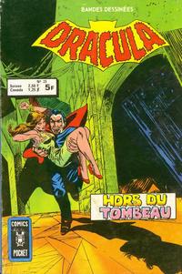 Cover Thumbnail for Dracula (Arédit-Artima, 1974 series) #25