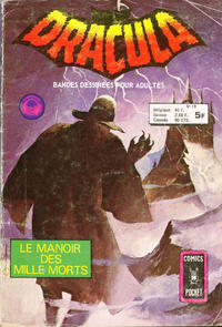 Cover Thumbnail for Dracula (Arédit-Artima, 1974 series) #19