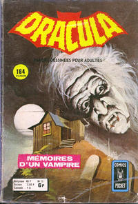Cover Thumbnail for Dracula (Arédit-Artima, 1974 series) #11