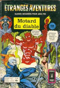 Cover Thumbnail for Etranges Aventures (Arédit-Artima, 1966 series) #44