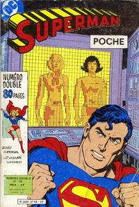 Cover Thumbnail for Superman Poche (Sage - Sagédition, 1976 series) #57-58