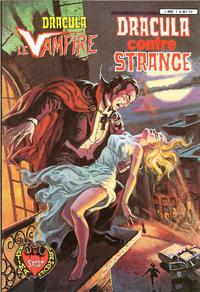 Cover Thumbnail for Dracula le Vampire (Arédit-Artima, 1980 series) #1