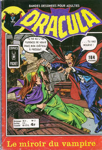 Cover Thumbnail for Dracula (Arédit-Artima, 1974 series) #3