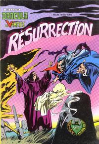 Cover Thumbnail for Dracula le Vampire (Arédit-Artima, 1980 series) #8
