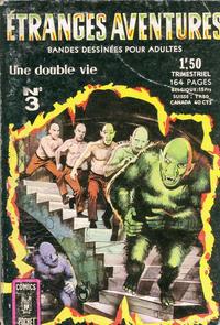 Cover Thumbnail for Etranges Aventures (Arédit-Artima, 1966 series) #3