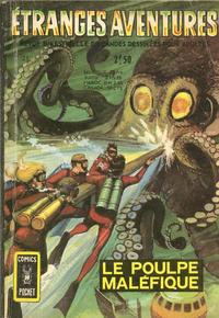 Cover Thumbnail for Etranges Aventures (Arédit-Artima, 1966 series) #21